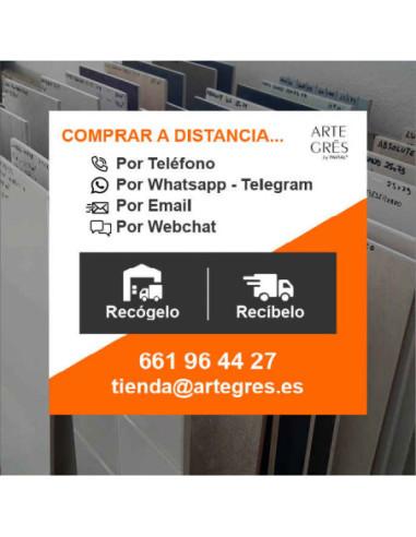 Porcelanico Rect 40X80 MAT 2AC Blanco