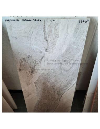 Porcelanico Rect 75X150 MAT UNI Blanco
