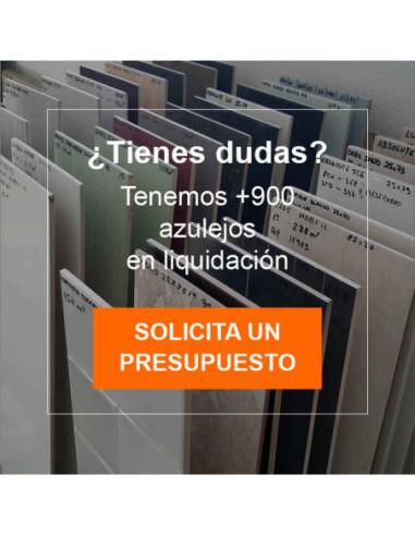 Azulejo Porcelanico Rect 75X75 MAT UNI Blanco Antideslizante