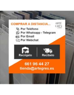 Azulejo Revestimiento 25X60 MAT CAL Gris por 3,63 €