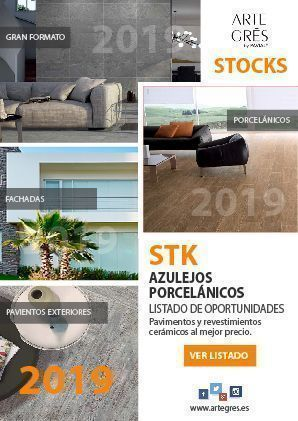 stock azulejos canal contract