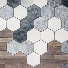 Azulejos hexagonales baratos