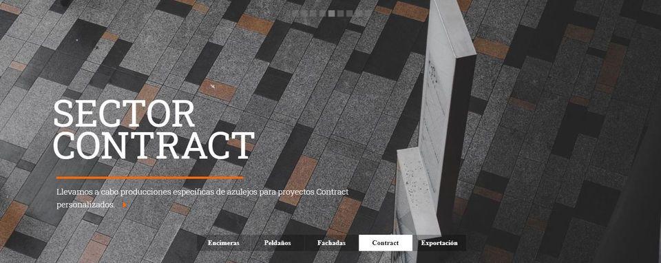 azulejos para el sector contract