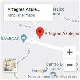 localiza google maps artegres azulejos