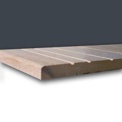 peldaños para escaleras mecanizado anti-deslizamiento