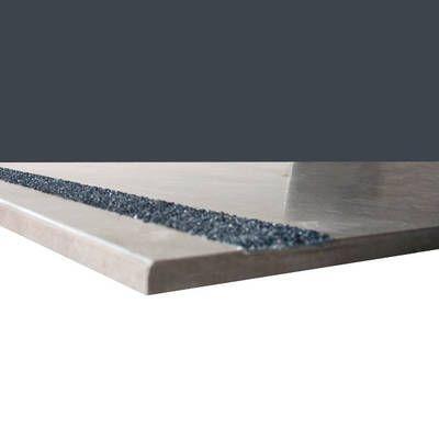 peldaños para escaleras carborundum anti-deslizamiento
